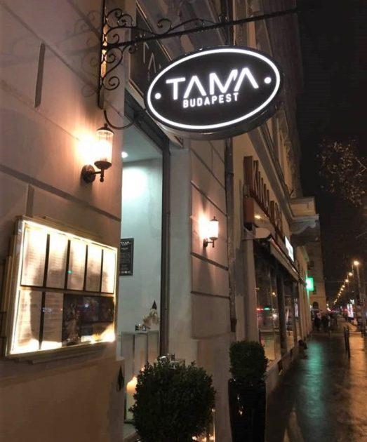 Tama Étterem