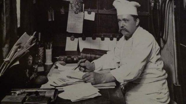 Az 1867-es gasztronómiatörténeti esemény főszereplője, a Baked Alaska alkotója Charles Ranhofer (1836-1899) a Delmonico's Reastaurant négyformátumú francia séfje volt