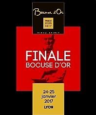 Bocuse d'Or 2017 döntő
