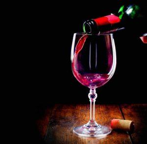 Magas alkoholtartalmú borok