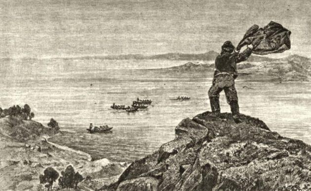 A látott hal, Tihany (Herman Ottó A magyar halászat könyve)