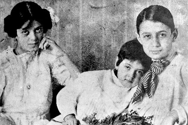 Krúdy Ilona, Krúdy Mária és ifj. Krúdy Gyula