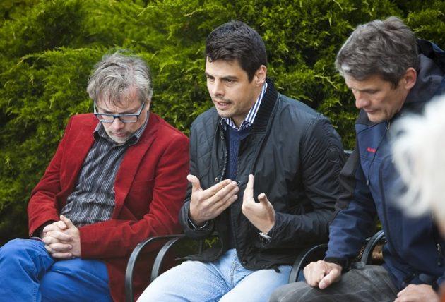 Kardos Gábor, Laposa Bence, Erdős Gábor