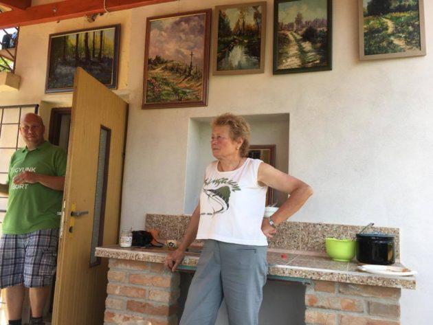 Mindenütt barátságos vendéglátók, akikkel beszélgetve hamar kiderült, hogy a problémák a Duna onnansó oldalán is nagyon hasonlóak.