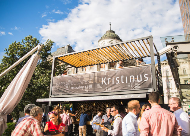 Kristinus On Tour