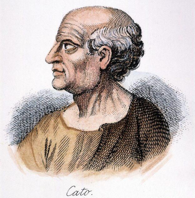 id. Cato