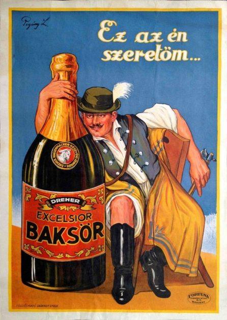 Bak sör