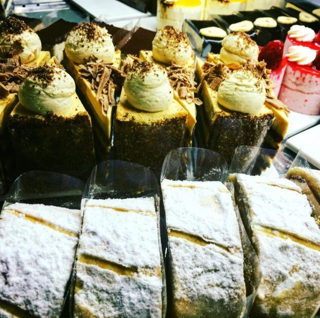 Sütemények a Wiener Szalonban (Corvin sétány)