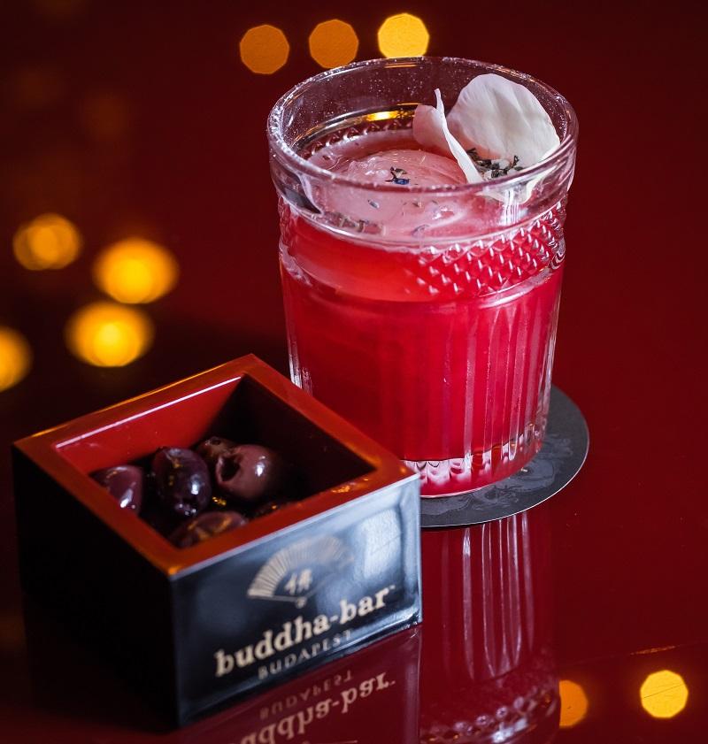 Swan Lake cocktail