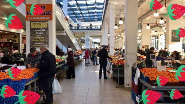A Debreceni Nagypiac