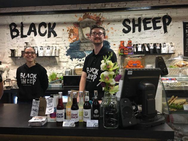 Black Sheep kávézó és mikropörkölő
