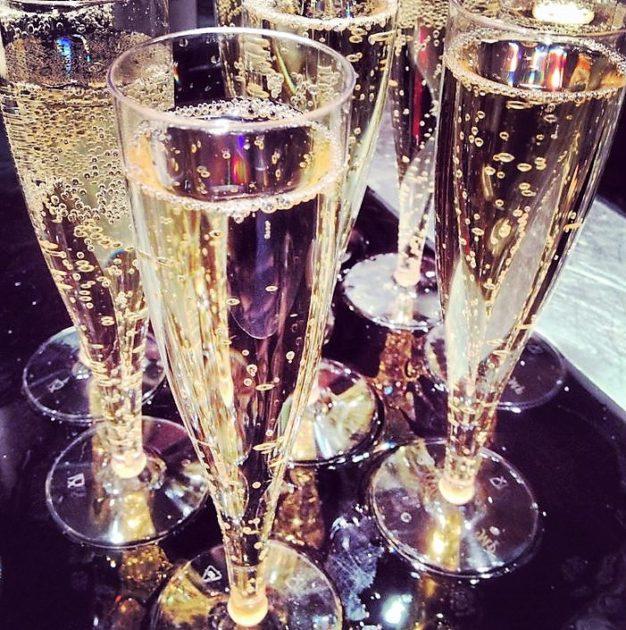 pezsgő buborék