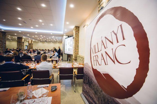 Villányi Cabernet franc fórum - Palkonya, 2017. november 24.