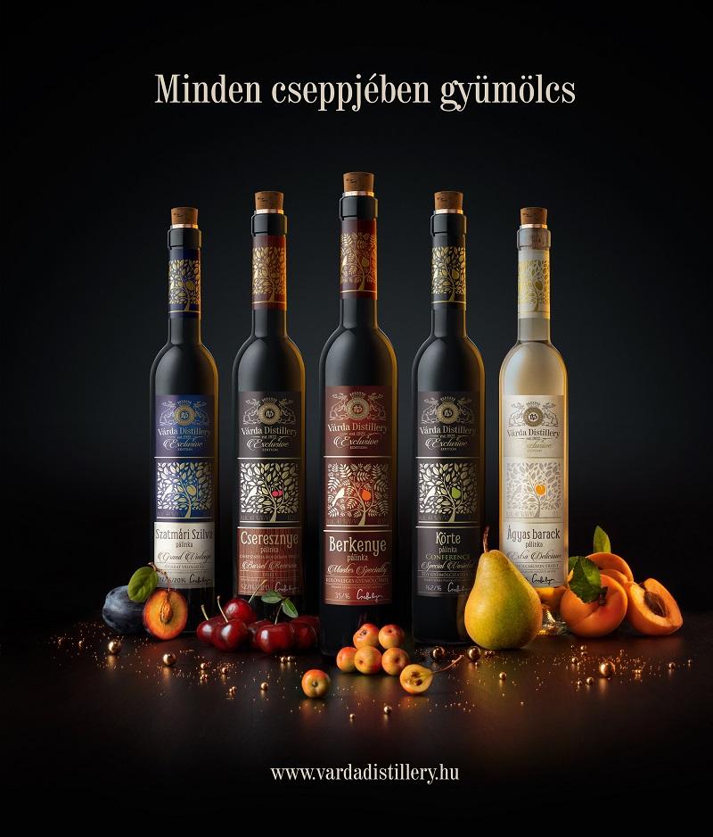 Várda Distillery - minden cseppjében gyümölcs