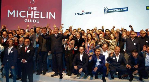 2017. márciusában Brüsszelben volt a Michelin Guide Main Cities in Europe bemutatója