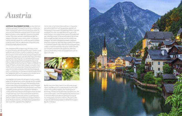 Részlet a könyvből: Ausztria (az országok gasztronómiájának összefoglalóját Csíki Sándor írta)