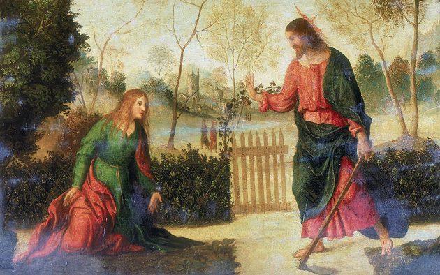 Jézus és Mária Magdaléna