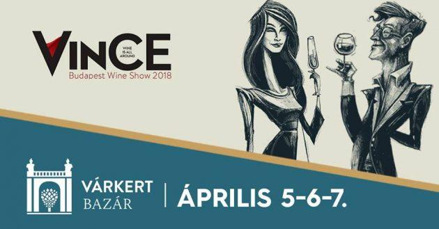 Vince Budapest, 2018. április 5-7.