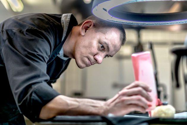 Bokor Péter konyhafőnök