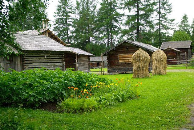 Finnország mezőgazdasága minden más országnál északabbra nyújtózkodik.