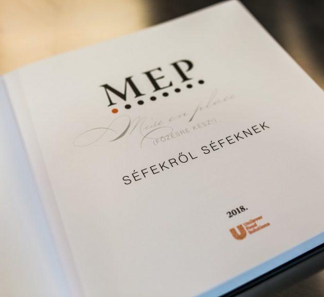 MEP könyv