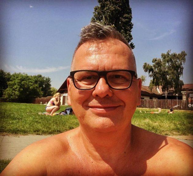 Csíki Sándor (FOOD&WINE) a Meztelenül Kertészkedés Világnapján - 2018. május 5.