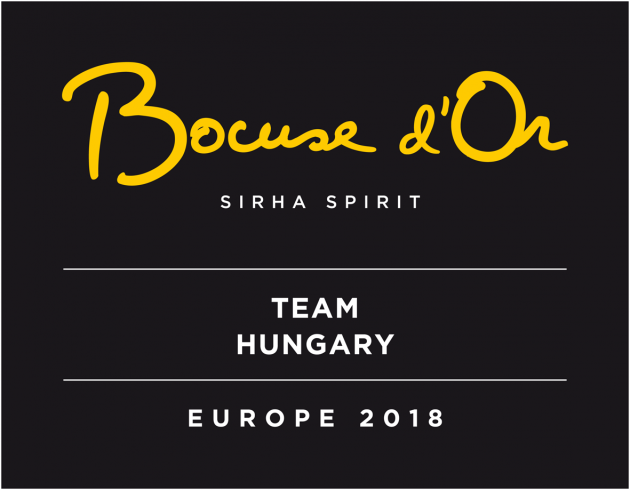 Bocuse d'Or Europe 2018