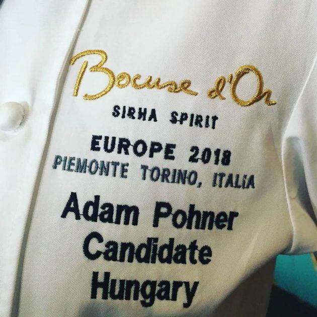 Bocuse d'Or Phner Ádám