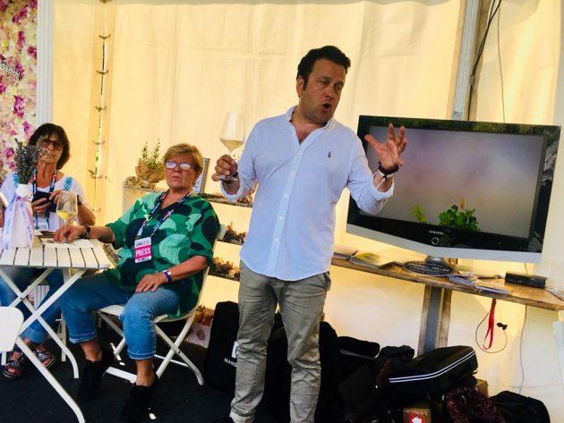 Champagne mesterkurzus - Békás-tavi Élményműhely Dr. Fiáth Attilával