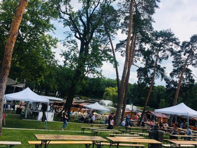 Debrecziner Gourmet Fesztivál - Magyarország egyik legszebb fesztiválhelyszínén, a Nagyerdőben, a Békás-tó partján