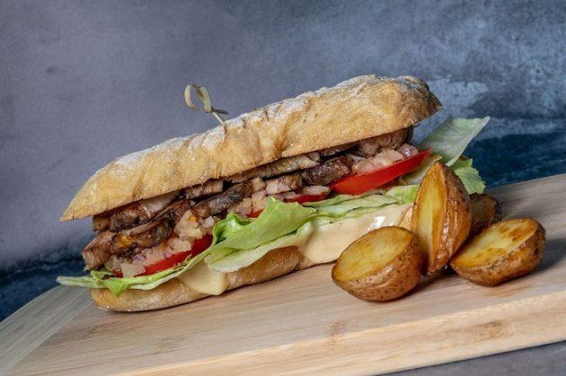 I GÁT U szendvics ( Fotó: Szindbád az utazó)