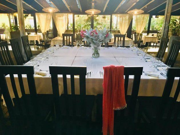 Manna Lounge & Étterem - az új séf, Darusa Richárd bemutatkozó vacsorájára terítve (2018)