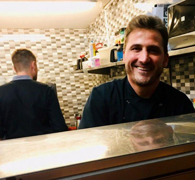 Darus Richárd séf, Manna Lounge & Étterem