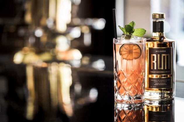 Az Agárdi Pálinkafőzde új itala - rum (2018)