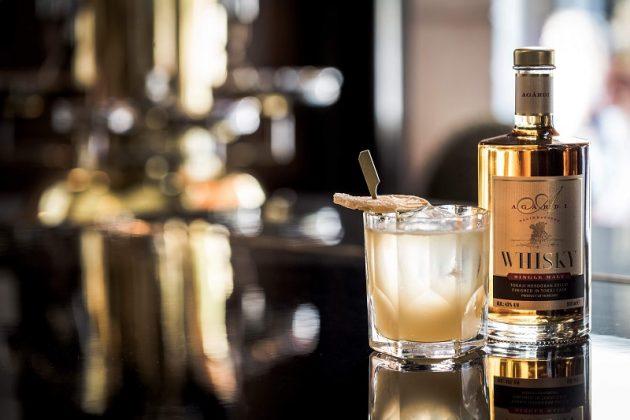 Az Agárdi Pálinkafőzde új itala - whisky (2018)
