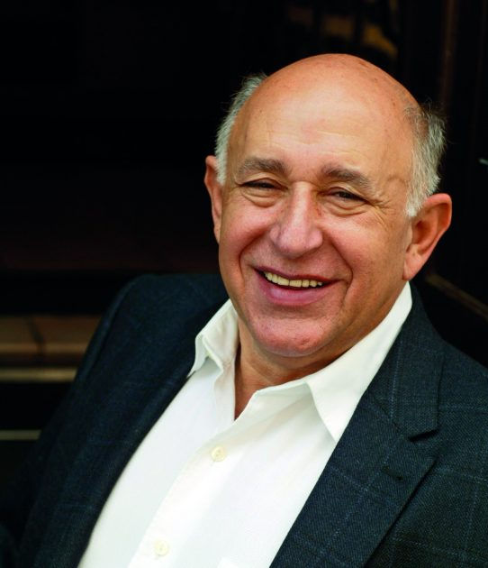 Rosenstein Tibor Gundel Károly díjas lett (2018)