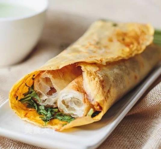 KÍNAI PALACSINTA (jianbing) – kínai palacsinta, reggelire is