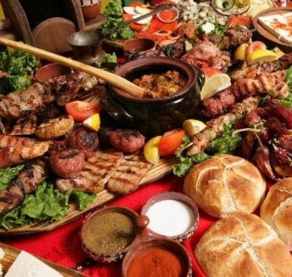 bolgár konyha