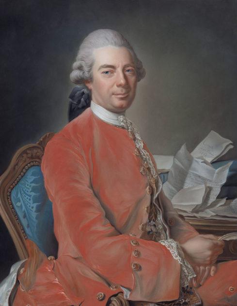 Johann Graf von Fries (1719 –1785)