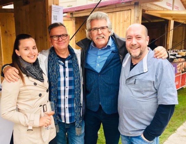 Csíki Virág (Vivaco), Csíki Sándor (Food&Wine), Haris György (Bobo, Mezzo), Takács Lajos (Kobuta)