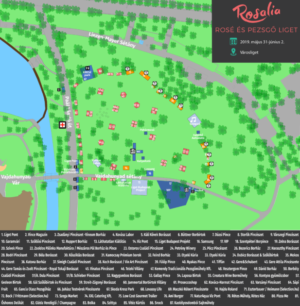 Rosalia 2019