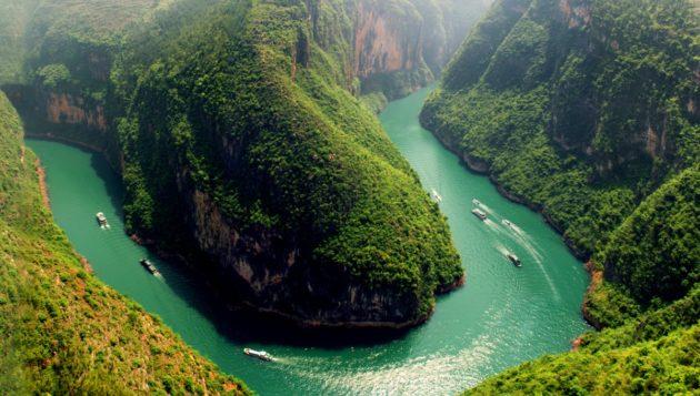 A Jangce folyó