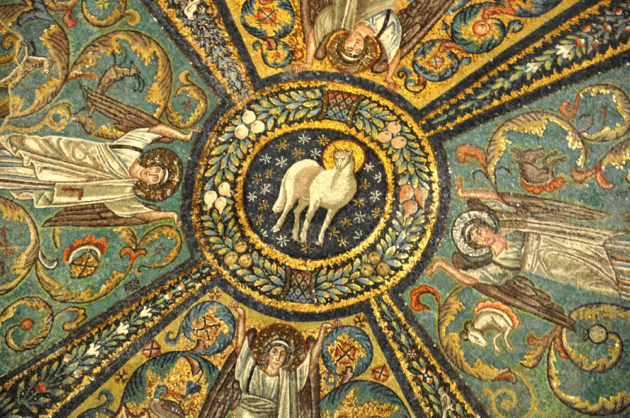a San Vitale báránya