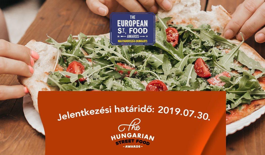 STREET FOOD – a legjobb hazai street food díja (Hungarian Street Food Award)