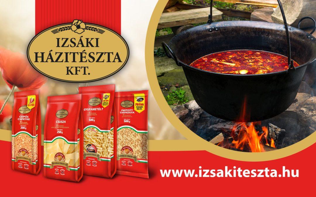 ICA MAMA IZSÁKI TÉSZTÁI – a jó izsáki tészta készítése, főzése és hasznai