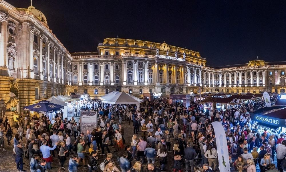 BUDAPEST BORFESZTIVÁL – Budai Vár, 2019. szeptember 5-8.