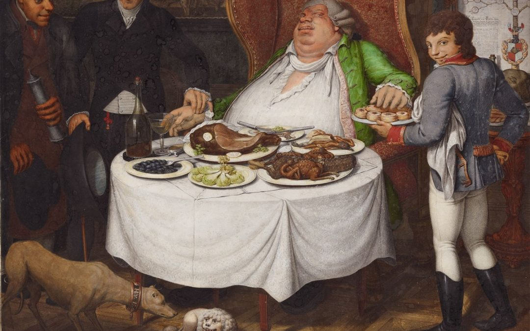 ÉSZ NÉLKÜLI EVÉS – Sosem kalóriákat, hanem mennyiséget fogyasztunk!