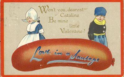 VALENTIN NAP – Február helyett májusban volt az igazi Valentin nap?