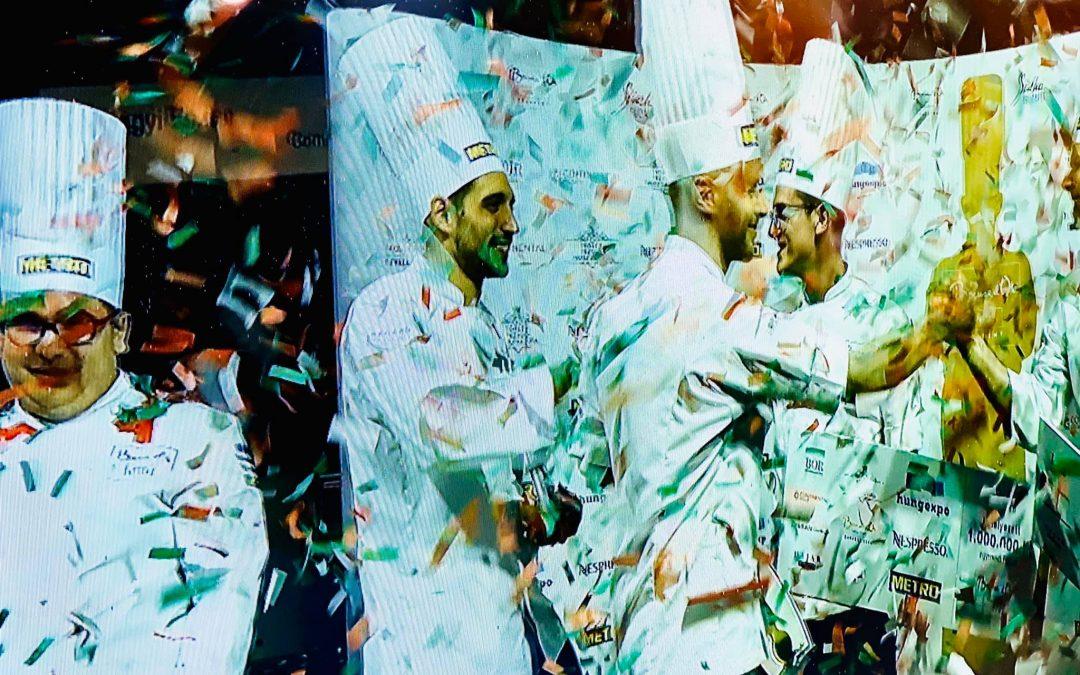 BOCUSE D'OR – Veres István, a Bábel séfje nyerte a magyar döntőt (2020)