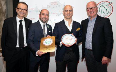 A TRATTORIA POMO d'ORO – az olasz  Buon Ricordo Étteremszövetség tagjai közé került